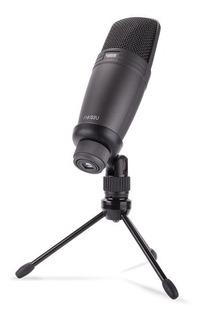 Microfono De Condensador Con Puerto Usb Novik Fnk 02u