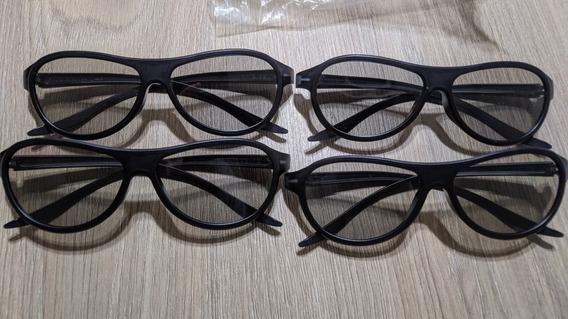 4 Óculos Cinema 3d LG Ag-f310 Original !!!