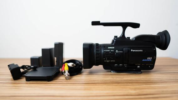 Panasonic Hmc40 Camera Video Para Live