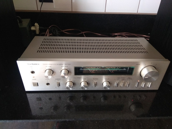 Amplificador Technics Su-v22/sansui/pionner/akai/marantz/cce