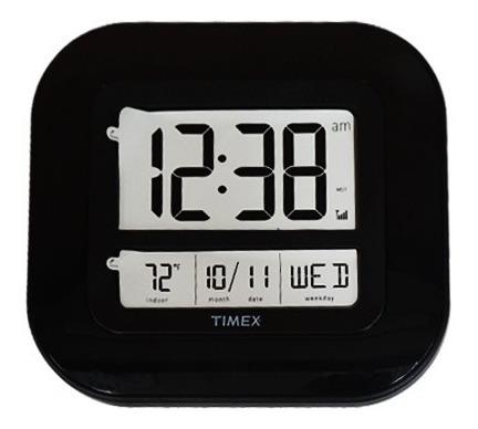Reloj De Pared Digital Timex.
