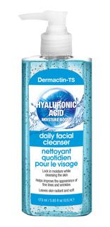 Limpiador Facial Con Ácido Hialurónico Dermactin 173 Ml