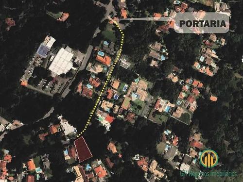 Imagem 1 de 6 de Cond. Jd Algarve - Lote 1.403m² (rua Jambo) - M818