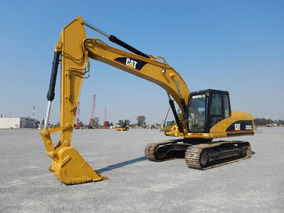 Excavadora Hidraulica Cat 320cl Kit Hidraulico, Perfecta