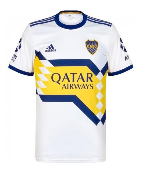 Camiseta adidas Boca Juniors Alternativa 2020 Original