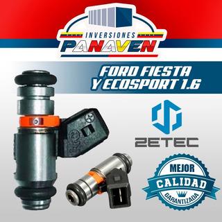 Inyectores Para Ford Fiesta Power 1.6, Ka Y Ecosports Iwp127