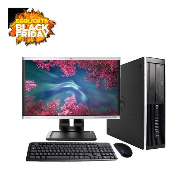 Computador Hp 8300 I7 3º Geração 8gb Hd 500gb Black Friday
