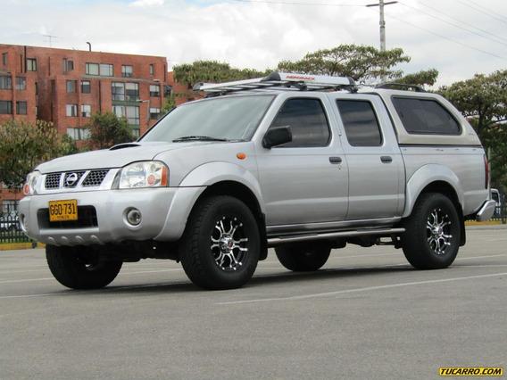 Nissan Frontier D22 2500cc Td Mt Aa 4x2