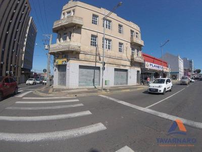 Loja Para Alugar, 169 M² Por R$ 7.500/mês - Centro - Ponta Grossa/pr - Lo0135