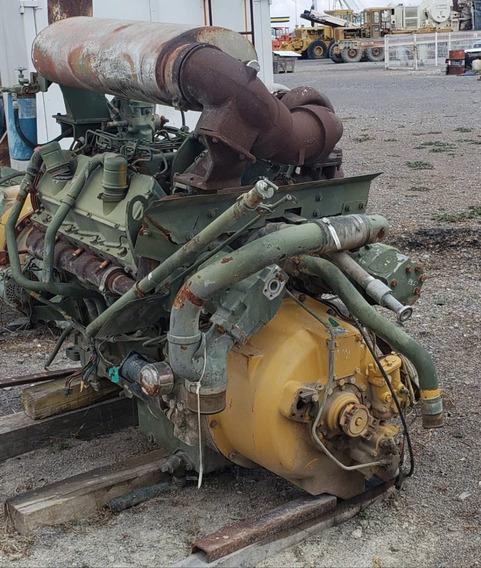 Cargador Frontal Cat 988b Motor, Diferencial Y Transmisión