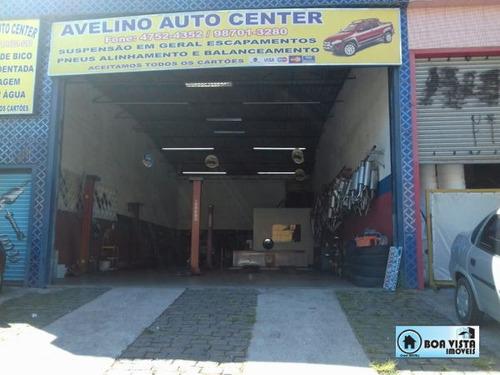 Imagem 1 de 2 de Comercial Salão Comercial - B0155-l