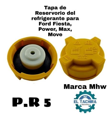 Tapa Reservorio De Agua Ford Fiesta Power Max Move