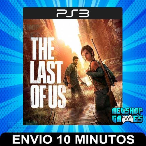The Last Of Us - Ps3 Digital - Español - Entrega Rápida