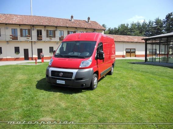 Ducato Minibus 2020 0km / $199.000 Y Cuotas 17e-