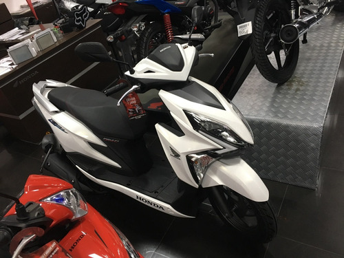 Scooter Honda New Elite 125  Roja Performance Bikes