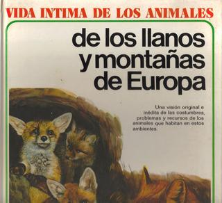 Libro De Llanos Y Montañas De Europa 30.5x24x 1 Cm Pag 60