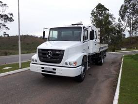 Mercedes Atron 1319 4x2 Ano 2014 Cabine Suplementar 8 Passag