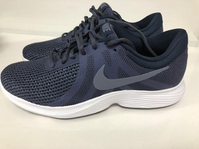 Tenis Nike Run, Cor Azul Marinho/branco, Tamanho 41