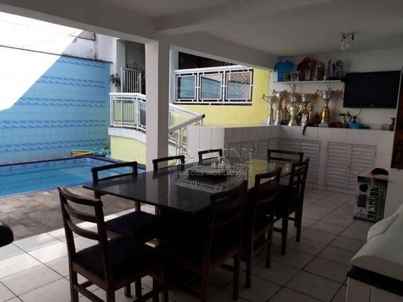 Casa Residencial À Venda, Vila Luiz Casa, São Bernardo Do Campo. - Ca0326