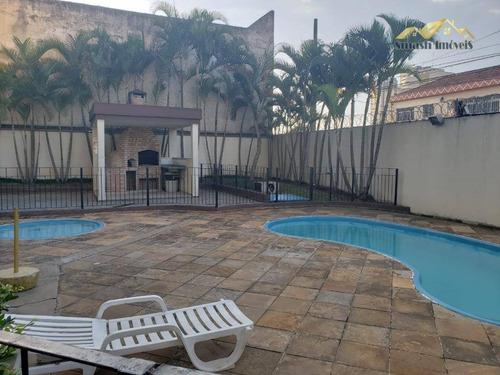 Apartamento Com 3 Dormitórios À Venda, 62 M² Por R$ 350.000,00 - Aricanduva - São Paulo/sp - Ap0221