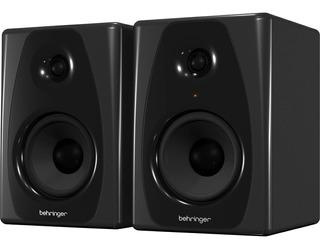 Monitor Estudio Behringer Studio 50usb X Par 150w Cuotas
