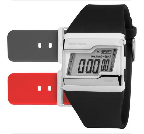 Relógio Mormaii Acquarela Fzm/t8a - Troca Pulseira