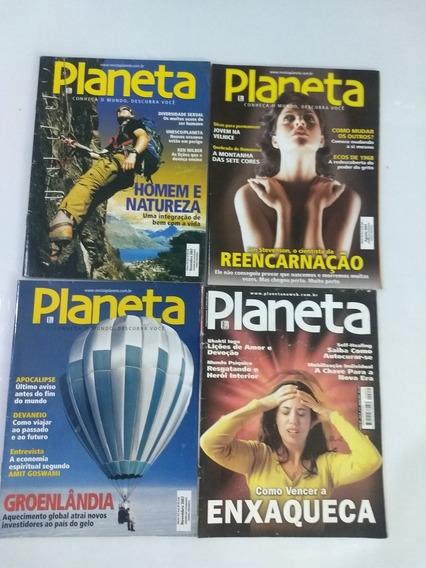 Revista Planeta 4 Diferentes.