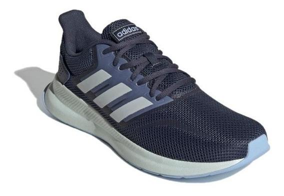 Tenis adidas Hombre Azul Runfalcon Ee8156