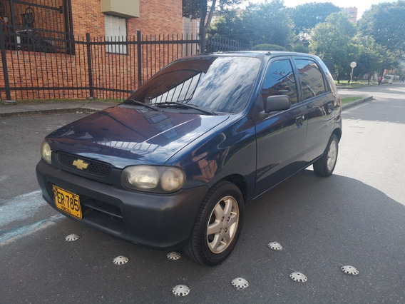 Chevrolet Alto Twin Cam 2002