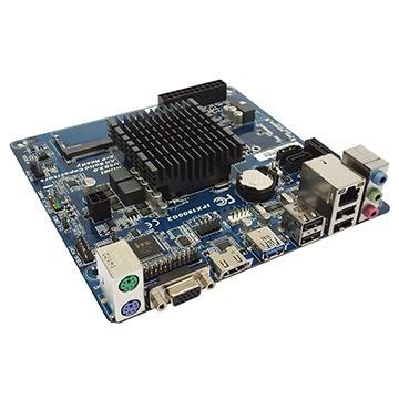 Placa Mae Pcware Ipx1800g2-celeron Dual Core