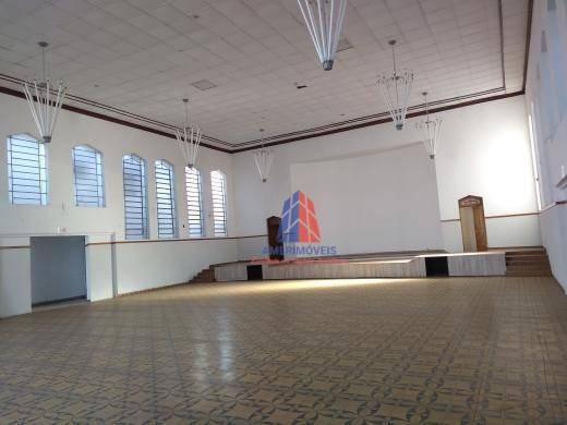 Salão Para Alugar, 400 M² Por R$ 4.000/mês - Jardim Girassol - Americana/sp - Sl0058