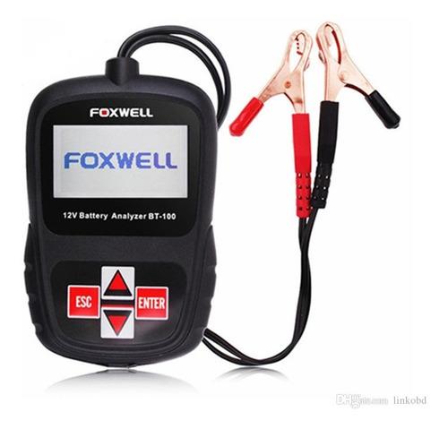 Imagen 1 de 4 de Escaner Bt100 Para Baterias Foxwell No Bst460