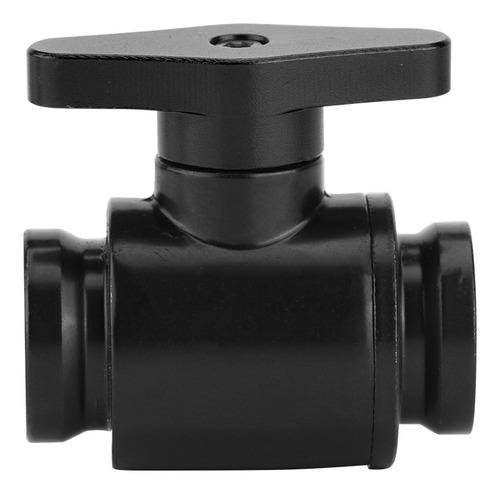 Details about  /Bola Válvula Agua Interruptores,G1//4 Macho Rosca,6mm x Tubo,Latón Niquelado 4uds