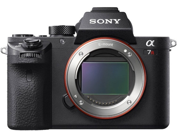 Sony A7rii A7r Ii Câmera Digital Mirorless 42mp