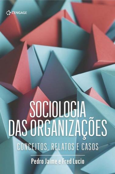 Sociologia Das Organizacoes - Conceitos, Relatos E Casos