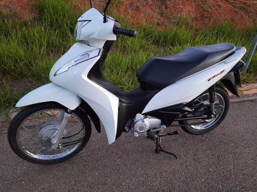 Honda Biz 110i - Partida Elétrica