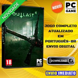 Outlast 2 - Pc - Português-br - Digital