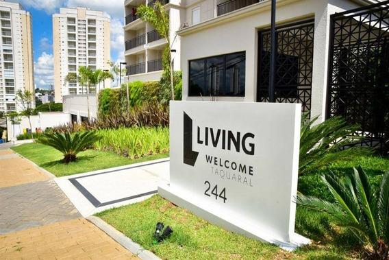 Apartamento Com 3 Dormitórios À Venda, 76 M² Por R$ 723.216,00 - Taquaral - Campinas/sp - Ap3187