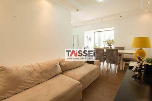 Imagem 1 de 25 de Apartamento Com 3 Dormitórios À Venda, 80 M² Por R$ 430.000,00 - Sacomã - São Paulo/sp - Ap8529