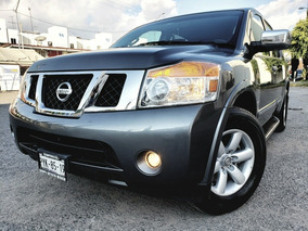 Nissan Armada 5.6 Advance Qc 2013 Autos Puebla