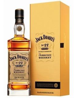 Whiskey Jack Daniels Gold Nº27 C/estuche Tennessee Whisky