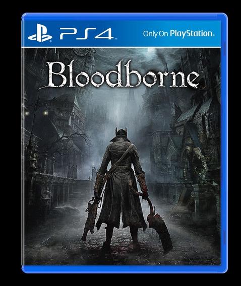 Bloodborne ] Português [ Key 2 ] Ps4