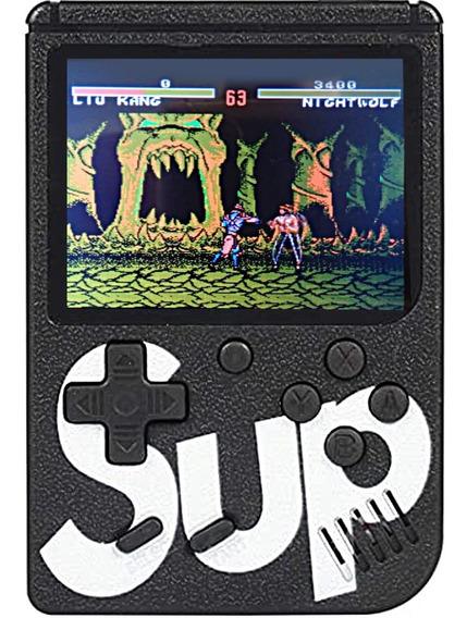 Vídeo Game Portátil 400 Jogos Internos Mini Game Sup Ultra!