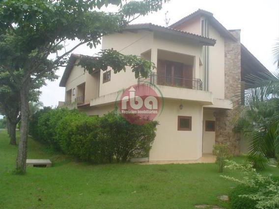 Casa Com 4 Dormitórios À Venda, 505 M² Por R$ 1.120.000,00 - Condomínio Vale Do Lago - Sorocaba/sp - Ca0559