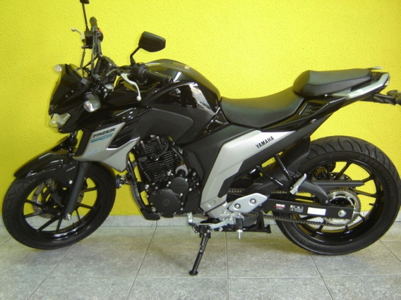 Yamaha Fazer 250 Abs 2019
