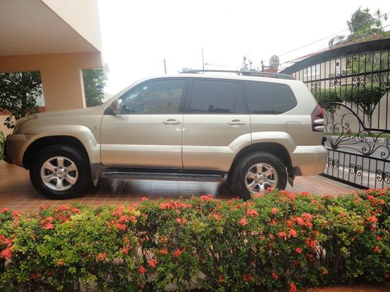 Vendo Jeepeta Toyota Prado 2007 Color Dorado