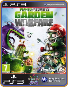 Ps3 Plantas Vs Zumbis Garden Warfare | Português