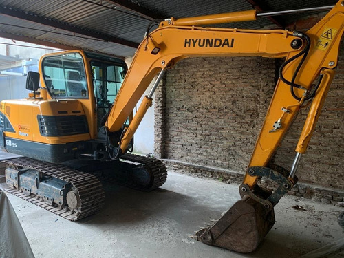 Retroexcavadora Hyundai Robex 60/95