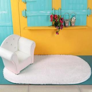 Tapete 120x160cm Decorativo Tipo Shag Suave Al Tacto Elegant