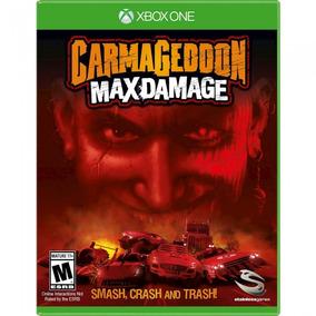 Carmageddon Max Damage (semi Novo) - Xbox One